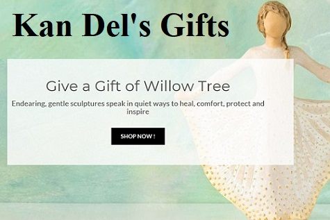 Kan Del's Gifts Website